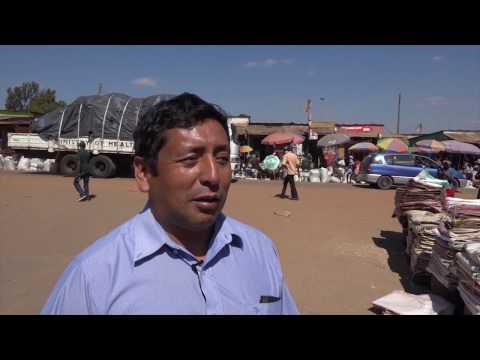 PERUANOS EN ZAMBIA: LA VERDADERA AFRICA!