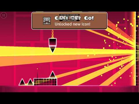 Geometry Dash   Level 6: Can't Let Go [All COINS]