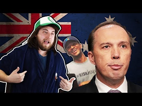 Ozzy Man & Mozza On American Peter Dutton Becoming Prime Minister