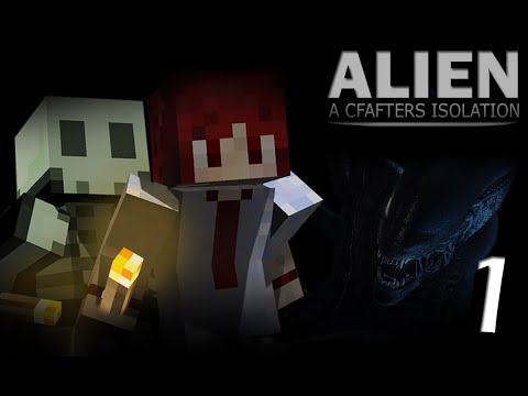 Minecraft Alien: A Crafters Isolation #1 [โบ้ท&เป้] เอเลี่ยน