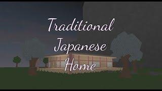Roblox - Bloxburg: Traditioneller japanischer Home Speedbuild