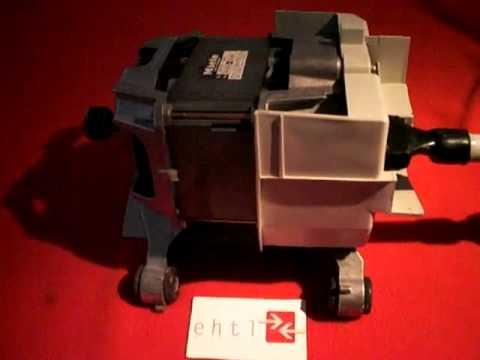 waschmaschinen ersatzteile miele motor mrt 37 606 02 youtube