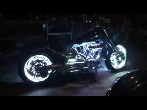 Yamaha Raider Led Headlight