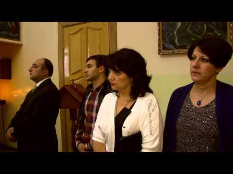 Маил и Мариам трйлер к Армянской свадьбе