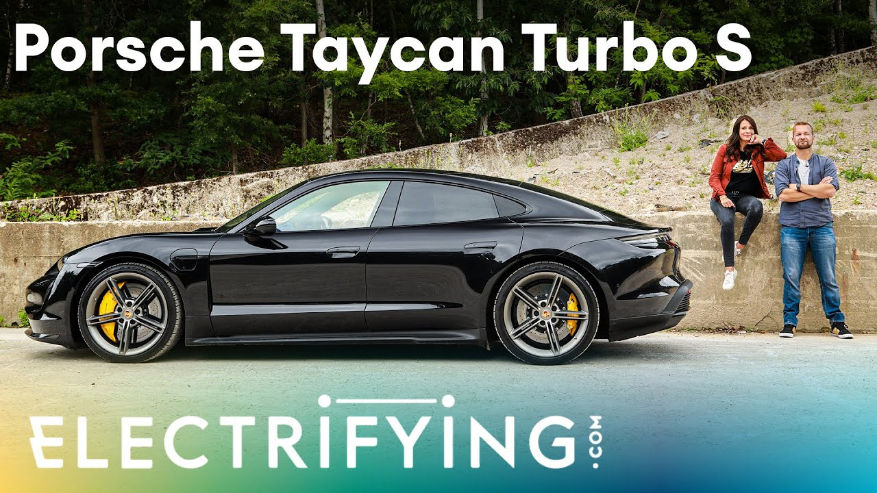 Porsche Taycan Turbo S: In-depth review with Ginny Buckley and Tom Ford / Electrifying