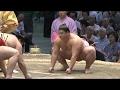2016大相撲名古屋場所 十一日目 宇良 対 青狼