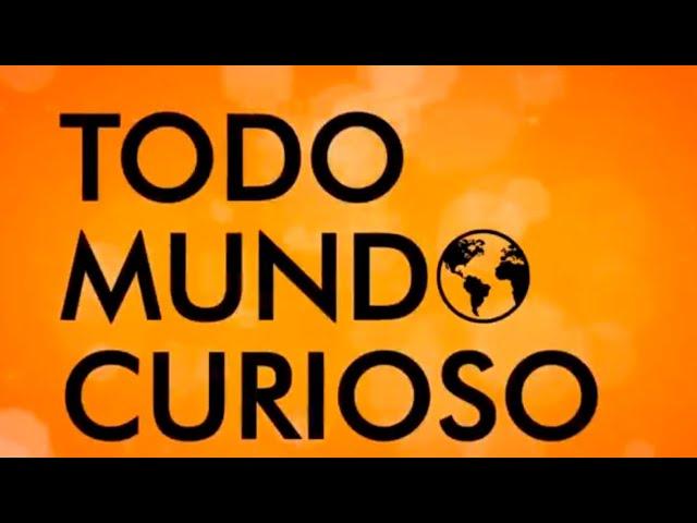 UMA BARRA DE CHOCOLATE COM 121 ANOS - Todo Mundo Curioso - Programa 35 - Olá, Curiosos! 2021