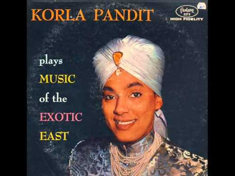 Korla Pandit - Music of the Exotic East (1958) Complete