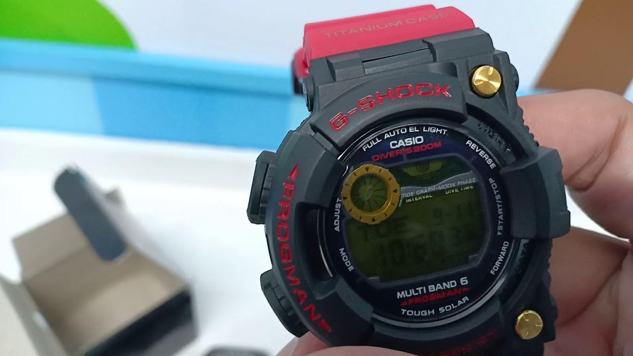 G-Shock GWF 1000 Frogman Ori BM kw Premium (Next Rangeman   Mudman) 98dcf82d69