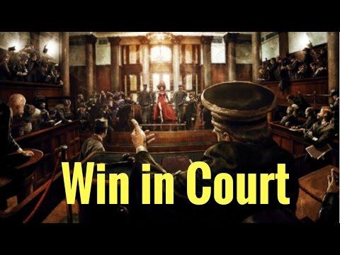 Win in Court: 'Status Standing & Agency'