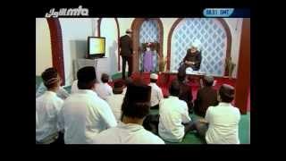 Gulshan-e-Waqfe Nau Atfal/Khuddam Holland, 15 May 2012, Islam Ahmadiyya