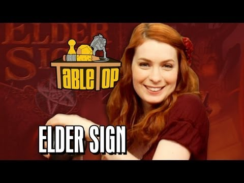 Elder Sign: Felicia Day, Mike Morhaime, and Bill Prady join Wil on TableTop, episode 11