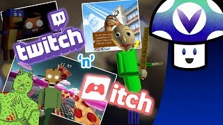 [Vinesauce] Vinny - Twitch 'n' Itch