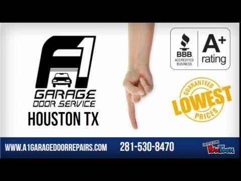 A1 Garage Door Repair Service Houston (281) 530 8470