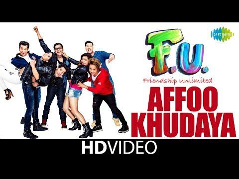 Affoo Khudaya   F.U.   Sonu Nigam   Jonita Gandhi   Earl Eadgar   Full Song   HD Video