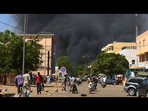 Eyewitness describes attack on French embassy in Ouagadougou