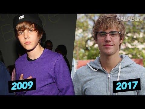 La Evolución De Justin Bieber En 8 Años
