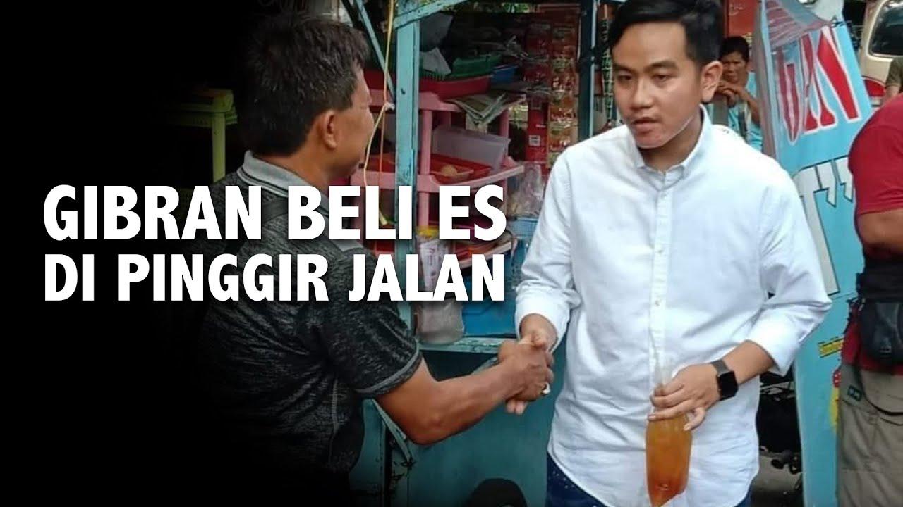 Download Viral Gibran Beli Es di Pinggir Jalan, Susi Pudjiastuti Ikut Komentar