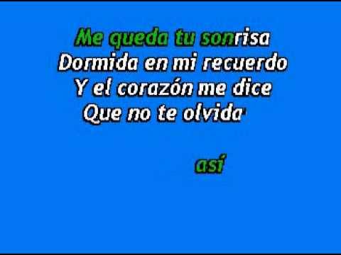 Te vas, te vas La Sonora Siguaray karaoke full