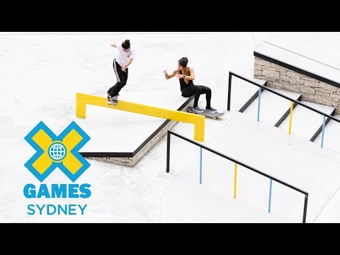 Skateboarding Highlight | X Games Sydney 2018