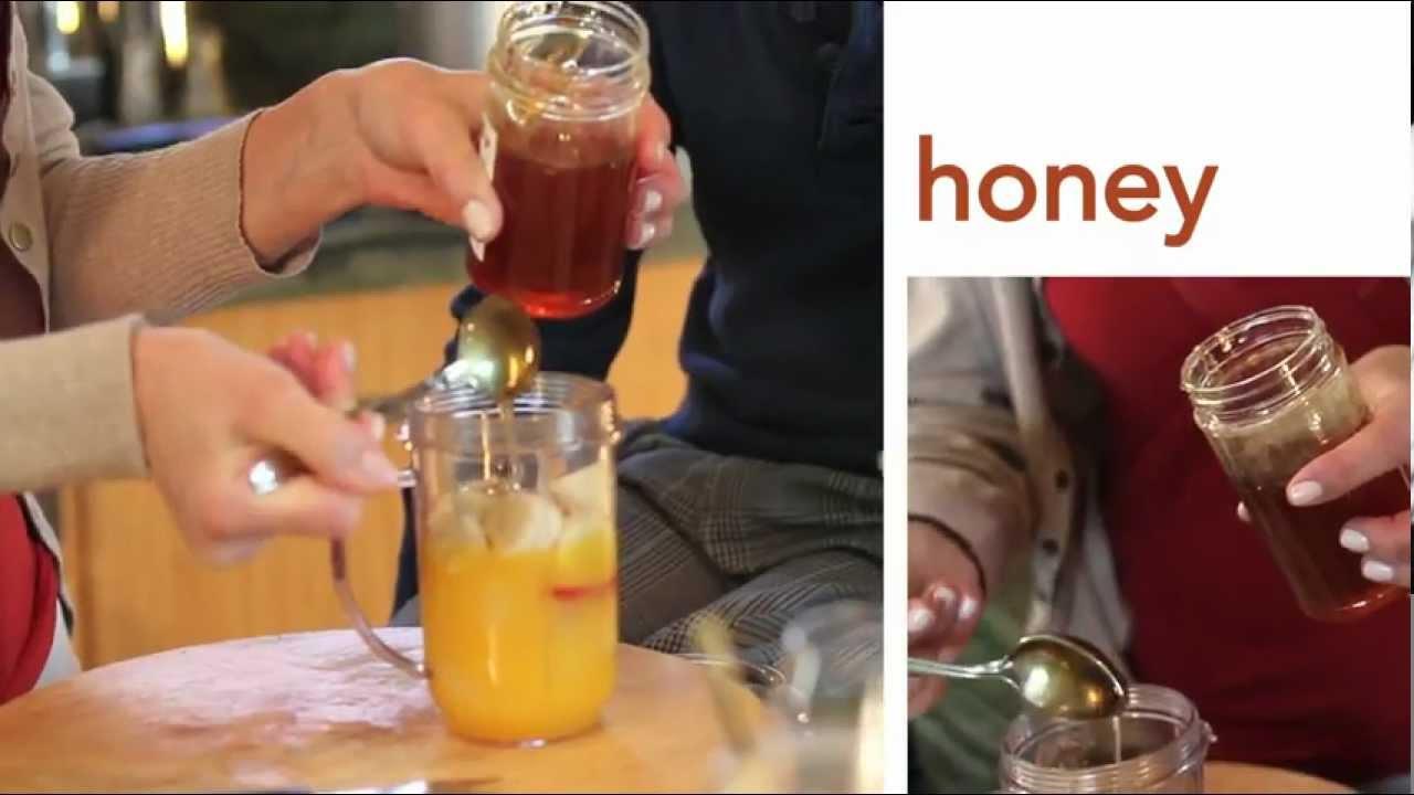Lizanne Naturally Orange Joyous Smoothie Recipe Youtube