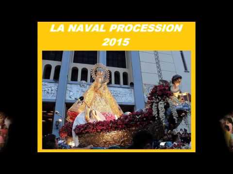 LA NAVAL 2015 GRAND PROCESSION with KNIGHTS OF COLUMBUS LUZON JURISDICTION