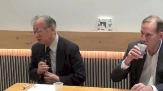 20160721万年野党堺屋太一 日本の未来像 戦後官僚主導の政策と結果