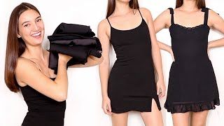 Gambar cover Which Brand Makes the Best LITTLE BLACK DRESS?