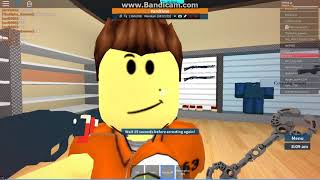 Main Prison Life together Friends 'Partie 1' ROBLOX INDONESIA