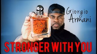 armani parfum stronger with you