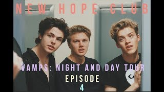 New Hope Club - Vamps Night and Day Tour Diary: Episode 4 MP3