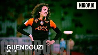 MATTEO GUENDOUZI ✭ ARSENAL ✭ THE NEXT DAVID LUIZ ✭ Skills ✭ 2018 ✭
