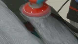 Удалений мелких дефектов лака 3M(Это видео показывает процесс удаление подтеков лака и краски с помощью продуктов 3M купить всю линейку мате..., 2012-09-04T12:29:35.000Z)
