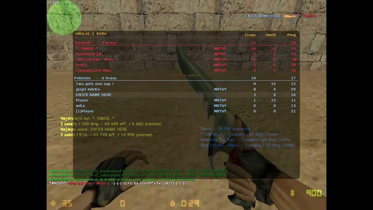 counter strike 1.6 kotelna