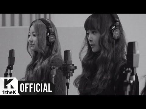 [MV] MelodyDay (멜로디데이) _ Hallo (Recording Ver.)