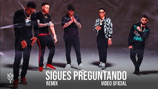 Alex Rose - Sigues Preguntando (Remix) ft. Myke Towers, Miky Woodz, J Alvarez & Jory