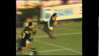 1976 | South Africa vs New Zealand Gerrie Germishuys & Johan Oosthuizen Tries