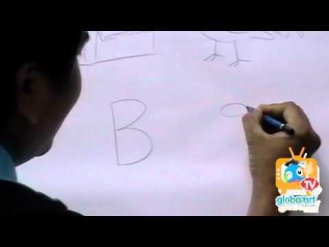 ครูธันว์สอนศิลป์ - อักษรแปลงร่าง