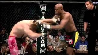 Anderson Silva documentary 'Like Water' video preview