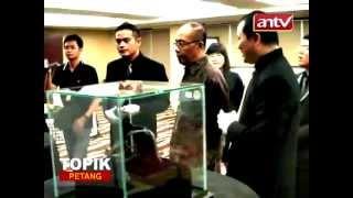 Topik Petang ANTV - CSR Total Quality Gerakan Korporasi Masyarakat Bisnis Cinta Budaya Indonesia