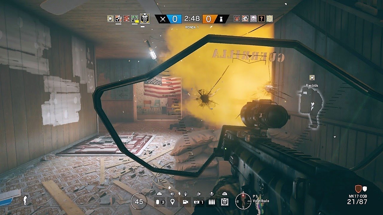 RAINBOW SIX - NUEVO BLACKBEARD DE ELITE!