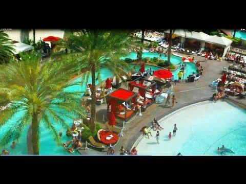 Monte Carlo Vegas Walkthrough Including Pool Areas  - From Top-buffet.com