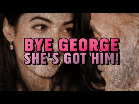 DOWN GOES CLOONEY!!! George Clooney Marries Amal Alamuddin In Venice