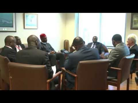 NIGERIA AND ICAO IN PARTNERSHIP