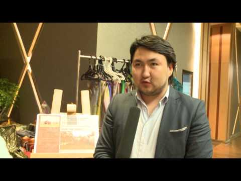 HMPL Interview of Akbar Bigalive from Kyrgyzstan Investment & Trade Promotion Agency