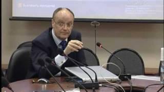 видео: Гастон Стронк в МГИМО