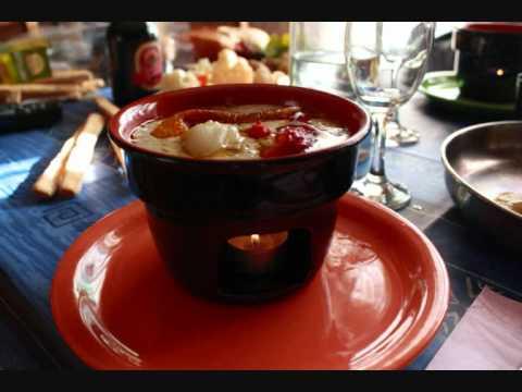 Warm garlic anchovy dip bagna cauda u piemonte recipe on food