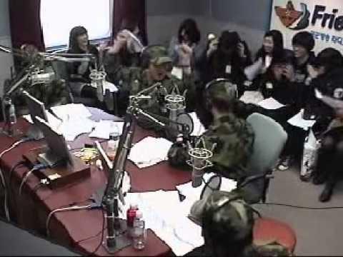 Park Hyo Shin 박효신 110226 Radio Part1