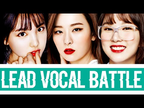 Seulgi VS Nayeon VS Eunha (Lead Vocal Battle)