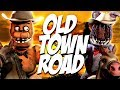 LIL NAS x OLD TOWN ROAD FIVE NIGHTS AT FREDDY'S HELP WANTED VERSION